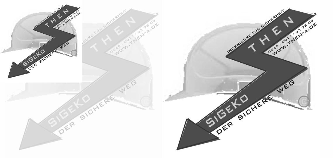 SiGeKo - 'der sichere Weg'